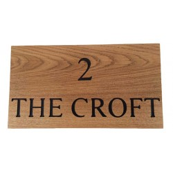 House Name Plates & Signs